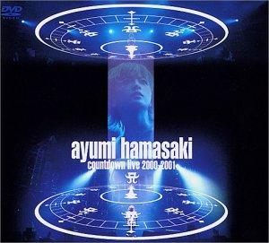 amazon co jp ayumi hamasaki countdown live 2000 2001 dvd dvd