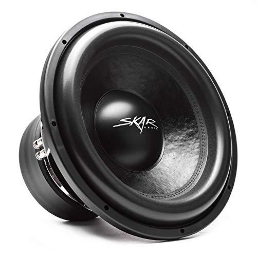 "Skar Audio VXF-15 D2 15"" 3000 Watt Max Power Dual 2 Ohm Competition Car Subwoofer"