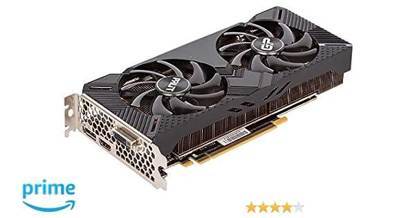 Palit GeForce RTX 2060 Super 8GB Dual Boost Tarjeta gráfica ...