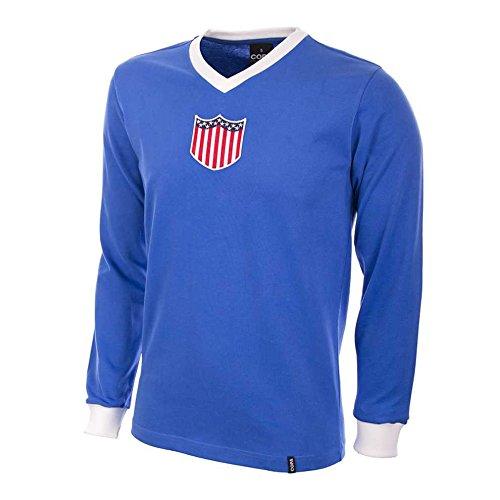 COPA USA Football - USA COPA 1934 Long Sleeve Retro Shirt cab80c