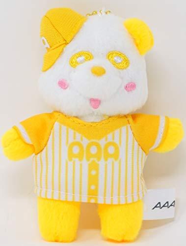 AAA え~パンダ ベースボールキーホルダー 日高光啓 黄色 DOME TOUR 2018 COLOR A LIFE トリプルエー ファングッズの商品画像