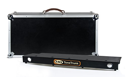 T-Rex Engineering TT-CASE-70 Pedal Boards and Stands T-REX ToneTrunk 70 Includes Flight Case and 27.5