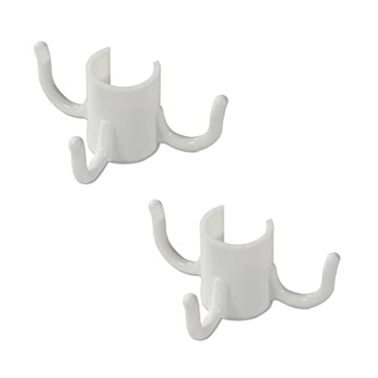 Amazon.com: kingzhuo 2 Sets de 4-prongs Toallas de playa ...