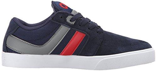 Lumin Navy Grey Red Blau