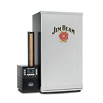Bradley Jim Beam 4 Rack Digital Smoker from Bradley Smoker (USA) Inc