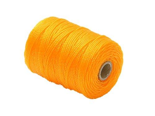Faithfull - 3100 Orange Polyethylen Brick Line 100m - FAI3100 FAI3100-TB
