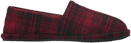 Woolrich Hombres Chatham Chill Slipper Red Hunting Plaid Wool