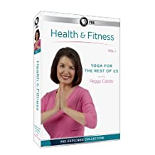 Health & Fitness: Yoga for the Rest of Us with Peggy Cappy - Volume 1^Health & Fitness Volume 1: Yoga for the Rest of Us with Peggy Cappy^Health & Fitness Volume 1: Yoga for the Rest of Us with Peggy Cappy^Health & Fitness Volume 1: Yoga for the Rest of Us with Peggy Cappy