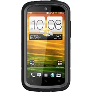 Bloutina OtterBox Defender Series Case for HTC One VX - Retail Packaging - Knight