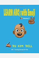 Learn ABCs with Emoji vol. 2 Paperback