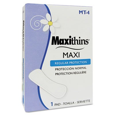 Hospital Specialty Co. #4 Maxithinsreg; Pads HOS MT-4