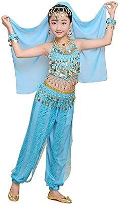Tenthree Disfraces Vestidos Niña Falda Ropa - Profesional Danza ...