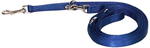 UPC 013227557134, Hamilton Double Thick Nylon European Lead, 1-Inch, Navy Blue