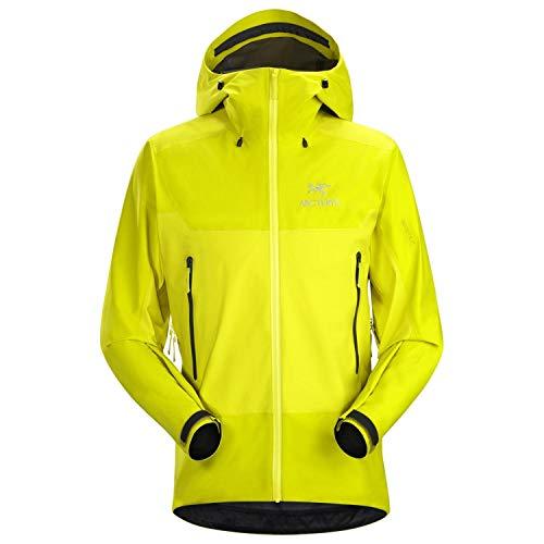 Mens Lightweight Hybrid Jacket - ARC'TERYX Beta SL Hybrid Jacket Men's (Lichen, X-Small)