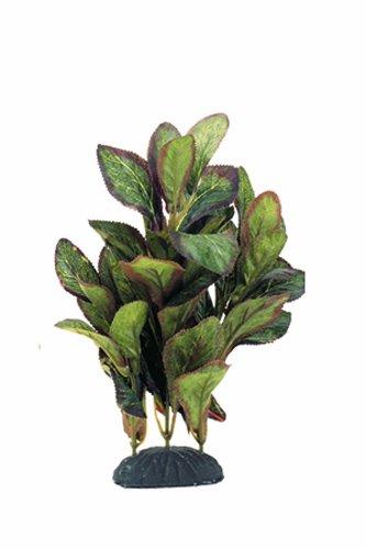 (Marina Ecoscaper Lobelia Silk Plant Plant, 8-Inch )