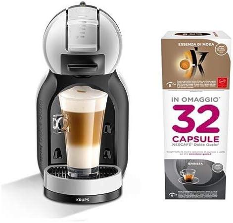 Macchina Caffè Krups KP123BKP -MINI ME: Amazon.es: Hogar