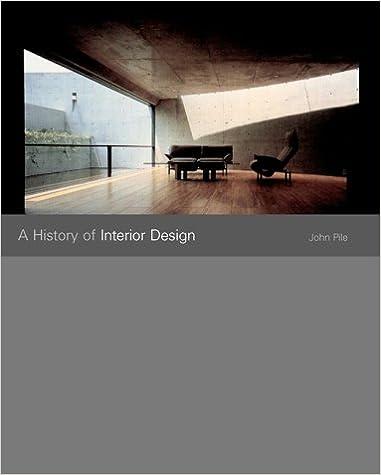 History Of Interior Design John F Pile 9780471356660 Amazon Books