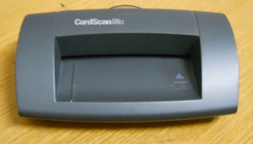 Corex CardScan 600CX USB Desktop Business Card Scanner