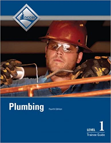 Plumbing Level 1 Trainee Guide, Paperback (4th Edition)
