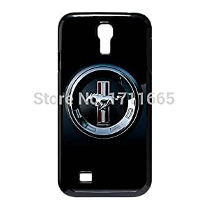 E Shine Car Ford Mustang Logo Cover Cellphone Case For Samsung Galaxy S2 S3 S4 S5 Mini Note 2 3 4 Iphone 4 5S 5C 6 Plus Ipod Touch 4 5