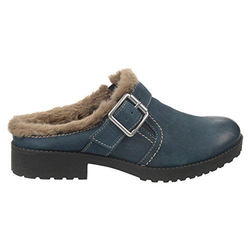 Navy Mule Naturalizer Womens Leather Ernesta Womens Classic Naturalizer Nubuck qwIY6Tg