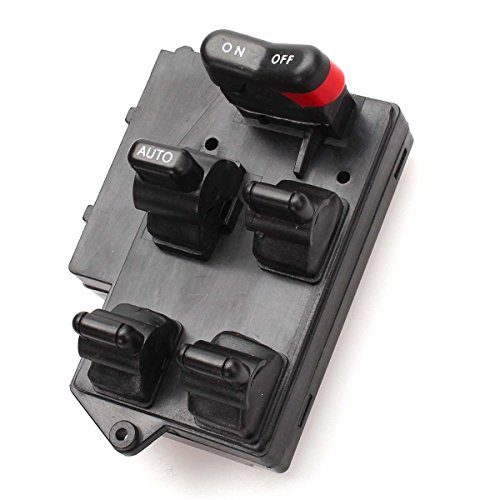 Old Driver 1997 Accord SE Special Edition Power Window Master Control Switch Honda (Honda Accord Special Edition)