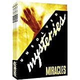 Unsolved Mysteries: Miracles : 33 Episode Collection : Miracle of Lourdes , Angels , Shroud of Turin , Miracle of Fatima , Father Solanus Casey , Padre Pio , Medjugorje Miracles , Image of Guadalupe , Christmas Miracle and Many More : 4 Disc Box Set - 533 Minutes