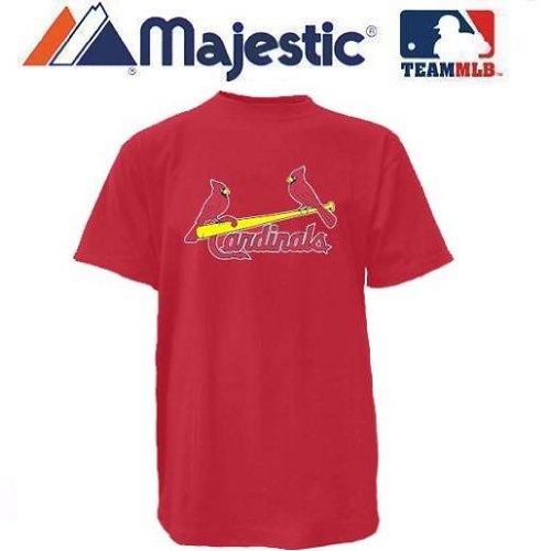 (St. Louis Cardinals Classic Big and Tall T-shirt - 3X)
