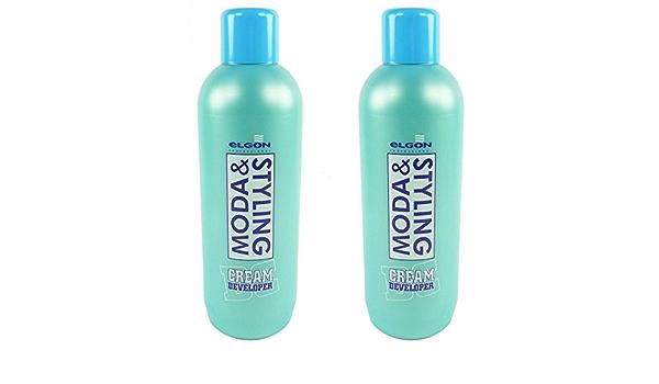 Elgon Moda Styling Cream Developer - El cuidado del cabello ...