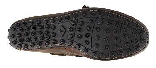 Sperry Top-Sider Mens Hamilton II Venetian Driving Style Loafer Dark Brown 4t9jLt