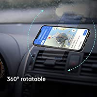 RANVOO Universal Magnet Dashboard Adhesive Car Mount Cell Phone Holder for iPhone XR iPhone XS Max iPhone XS iPhone 7//8 Plus Samsung S10 S9 Plus LG GPS and More Magnetic Car Phone Mount