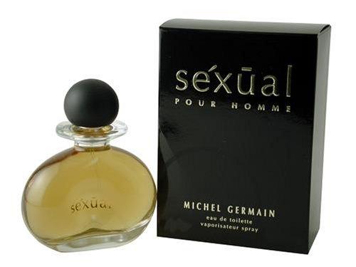 Par Michel Germain sexuelle pour les hommes. Eau De Toilette Spray 4,2 onces