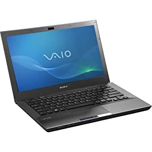 Sony VPC-SA25GX/BI Vaio Notebook PC, Black