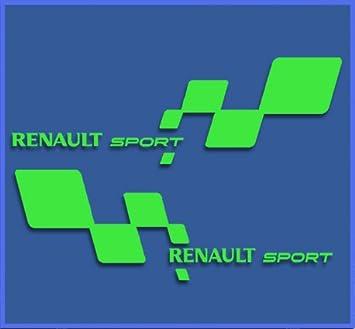Pegatinas Renault Sport Rs 33 Dr1018 Vinilo Adesivi Decal