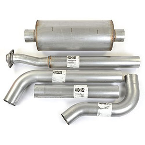 JEGS Performance Products 31115 Cat-Back Single Truck Exhaust System (Heartthrob Exhaust Ecoboost compare prices)