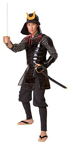 MEN costume Samurai armor helmet ashigaru cosplay unisex