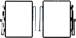 Touch Screen Digitizer Assembly Replacement for iPad Pro 12.9 (3rd Gen) A1876 A2014 A1895 A1983 (Black)