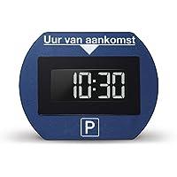 Park Lite 1413 elektronische parkeerschijfdigitaal-blauw-Alleen voor Nederland, zwart