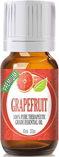 Grapefruit - 100% Pure, Best Therapeutic Grade Essential Oil - 10ml