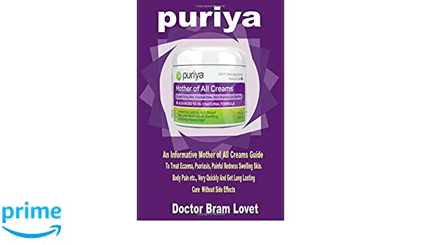 Puriya An Informative Mother Of All Creams Guide To Treat Eczema