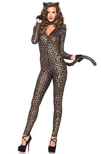 Sexy Cheetah Costumes - Leg Avenue Women's 3 Piece Sex
