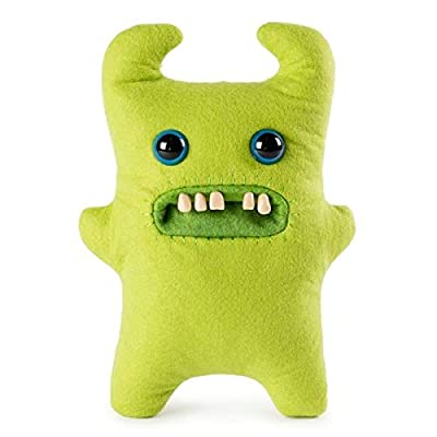 Fuggler - Medium Ugly Funny Monster - Green: Toys & Games