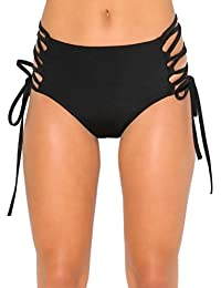 Women's High Waisted Booty Shorts Bottoms