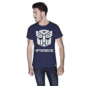 Creo Optimus T-Shirt For Men - S, Navy