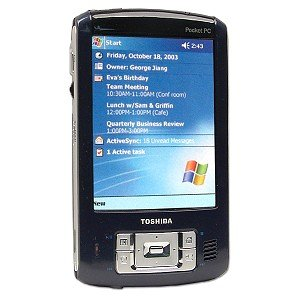 Toshiba e830w Pocket PC Intel PXA272 520mhz 128mb RAM/ 64mb ROM 4.0