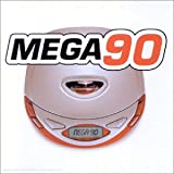Coffret 4 CD : Mega 90  : Le Meilleur des années 90