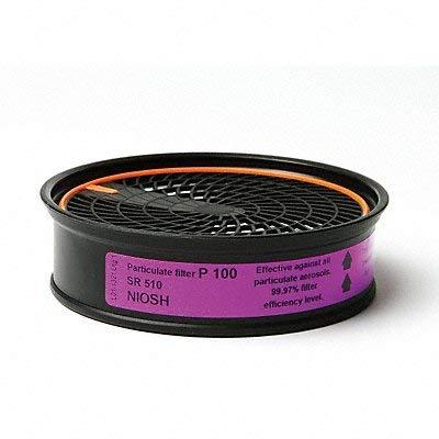 Filter, Purple/Black, PK5