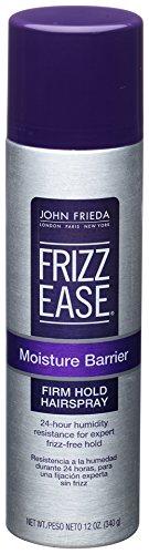 John Frieda Frizz Ease Moisture Barrier Firm Hold Hairspray, 12 Ounce