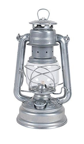 Feuerhand Petroleumlaterne Sturmlaterne verzinkt 276 Laterne Lampe