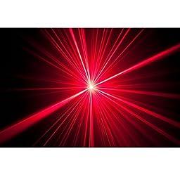 American DJ Micro 3D II Green & Red Laser Lighting Effect w/ Wireless IR Remote